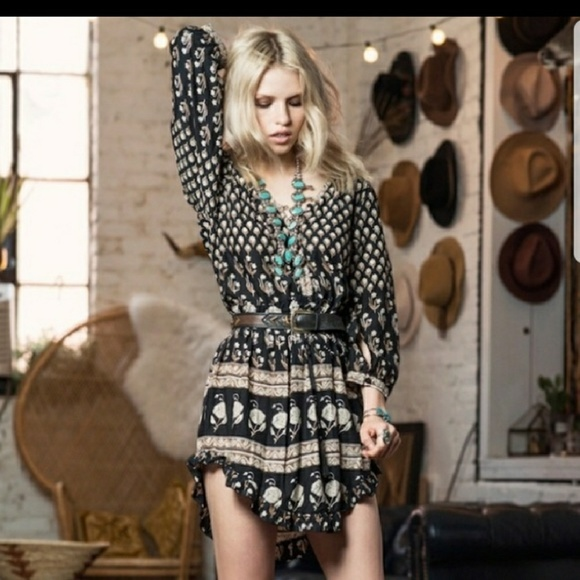 Spell & The Gypsy Collective Dresses & Skirts - Moving sale!!! Spell Bohemian Royale playdress